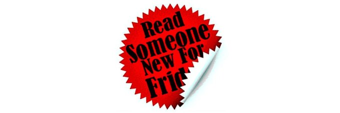 Read Someone New ForFriday