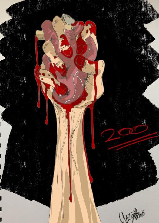 bloodyheart